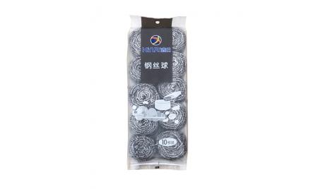 鑫日钢丝球10粒超市电子提货券